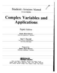 complex variables and applications 8th ed solutions manual pdf rh oneclass com Complex Lipid Structure Complex Physics Equations