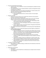 BIOL 4P41 Lecture Notes - Geologic Time Scale, Principle Of Faunal Succession, Great Range