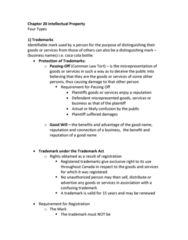 ACTG 2P40 Lecture Notes - Patent Attorney, Registered Agent, Software