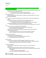 ECON 1BB3 Study Guide - Final Guide: Supply Shock, Neutrality Of Money, Market Liquidity