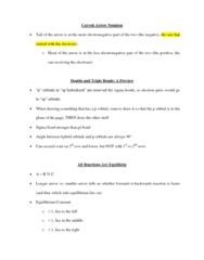 CHEM 2OA3 Lecture Notes - Sigma Bond, Pi Bond, Electronegativity