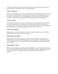 AFM102 Lecture Notes - Corporate Social Responsibility