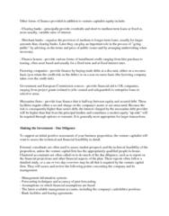AFM102 Lecture Notes - Mezzanine Capital, Installment Credit, Hire Purchase