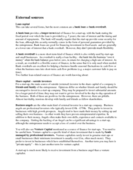 AFM102 Lecture Notes - Startup Company, Angel Investor, Share Capital