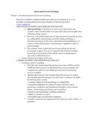 PSYC 3480 Chapter Notes -Participant Observation, Causal Inference, Nomothetic