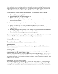 ACCT 210 Lecture Notes - Working Capital, Share Capital, Startup Company