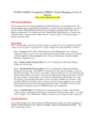 Geography 2240A/B Lecture Notes - Picasa, Esri, Microsoft Paint