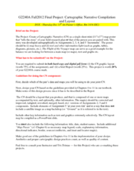 Geography 2240A/B Study Guide - Final Guide: Microsoft Powerpoint