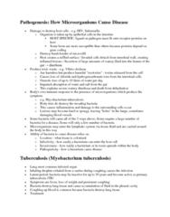 59-110 Lecture Notes - Antibiotics, Lipopolysaccharide, Foodborne Illness