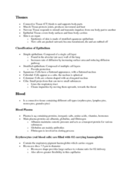 BIL 118 Lecture Notes - Antibody, Eosinophil, Respiratory Pigment