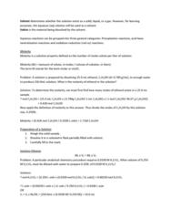 CHEM 212 Lecture Notes - Cyclohexene, Cyclohexanol, Phosphorus Trichloride