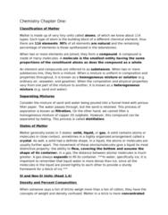CHEM 212 Lecture Notes - Significant Figures, Decimal Mark, Osmium