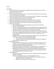 CHEM 212 Lecture Notes - Insomnia, Cation-Exchange Capacity, Wood Preservation