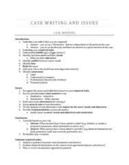case-writing-and-issues-docx