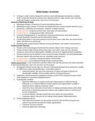 RSM251H1 Study Guide - Health Club, Vertical Integration, Sales Intelligence