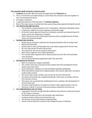 STAT 2230 Lecture Notes - Ape, Pteridospermatophyta, Invertebrate