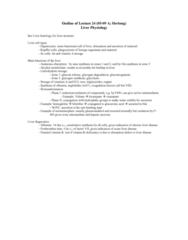 BIOL 1840U Lecture Notes - Oxazepam, Prothrombin Time, Necrosis