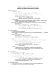 BIOL 1840U Lecture Notes - Aldosterone, Insulin Resistance, Cortisol