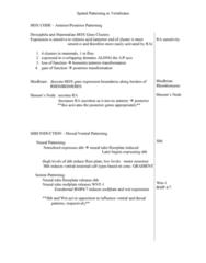BIOL 3010 Lecture Notes - Dynein, Sumo Protein, Haploinsufficiency