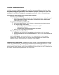 BU491 Study Guide - Midterm Guide: Call Centre, Management Fad, Management System