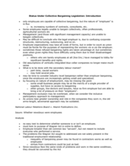 JS380 Lecture Notes - Hearst (Media), National Labor Relations Act, Blue-Collar Worker