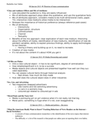SOCC44H3 Study Guide - Silly Season, Project For The New American Century, Moral Panic