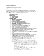 PSYC 215 Lecture Notes - Lecture 19: Polar Ice Cap, Norm (Social), Ibm Officevision