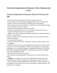 SOC 2070 Lecture Notes - Lecture 5: Gang, Counterculture, Corporate Crime