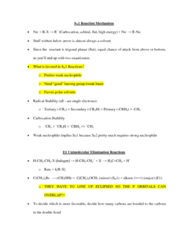 CHEM 2OA3 Lecture Notes - Trigonal Planar Molecular Geometry, 3Cr Melbourne, Carbocation