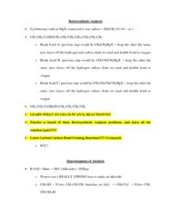 CHEM 2OA3 Lecture Notes - Chch-Dt, Alkoxide, Deprotonation