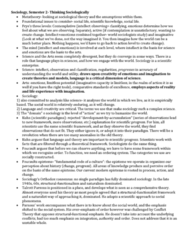 SOCY 122 Study Guide - Sexual Intercourse, Governmentality, Walter Cronkite