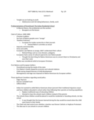 HIST 2800 Lecture Notes - Lecture 5: Moral Panic, Revolution Software, Nonverbal Communication