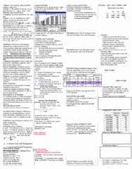 BU275 Study Guide - Final Guide: Yokohama Rubber Company, Weighted Arithmetic Mean, Decision Analysis