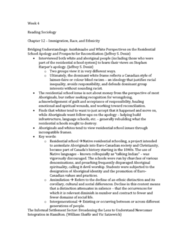 SOC102H1 Chapter Notes -Racial Profiling, Edward Said, Institutional Racism