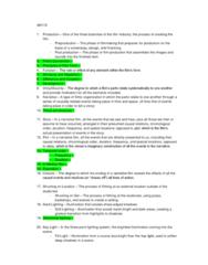 INI100H1 Study Guide - Final Guide: Fndc5, Staccato, Filmstrip