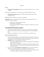 PSYC 2310 Chapter 12 Notes.docx