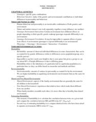 PSYB30H3 Study Guide - Final Guide: Sympathetic Nervous System, Central Nervous System, Autonomic Nervous System