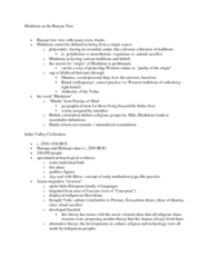 CLAS 2051 Lecture Notes - Atharvaveda, Yajurveda, Samaveda