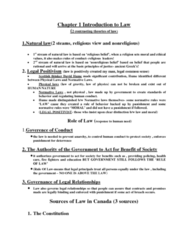 ACTG 2P40 Chapter Notes - Chapter 1: Precedent, System Call