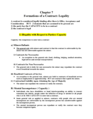 Chapter 7 Formations of a Contract.docx