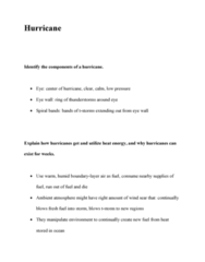 GEOL 2207 Lecture Notes - Evaporation, Atmospheric Pressure