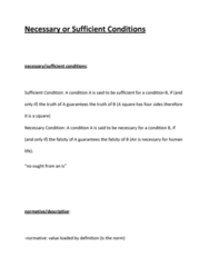 Necessary or Sufficient Conditions.docx