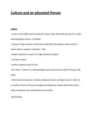 ENGL 1121 Lecture Notes - Enculturation, Deschooling