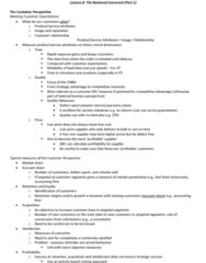 AYB321 Lecture Notes - Coq, Animal Testing, Activity-Based Costing