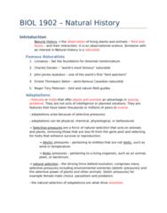 BIOL 1902 Study Guide - Final Guide: White Adipose Tissue, Brown Adipose Tissue, Toxicodendron Vernix