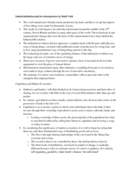 SOC341H5 Chapter Notes -Invisible Hand