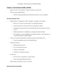 EESA10H3 Study Guide - Final Guide: Giardia Lamblia, Animal Husbandry, Spermatogenesis