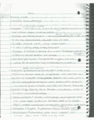 BIO 150A - Review for midterm 1