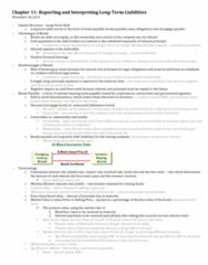 COMMERCE 1BA3 Lecture Notes - Promissory Note, Cash Flow, Interest Expense