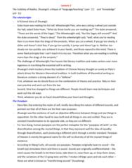 EAS100Y1 Study Guide - Midterm Guide: Pan Flute, Wheelwright, Wang Fuzhi